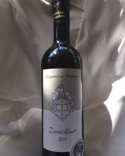 Wijn Zonneklaar 2015